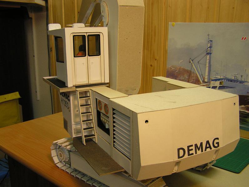 Raupenbagger DEMAG H95 M1:20 - Fertig - Seite 3 137k10