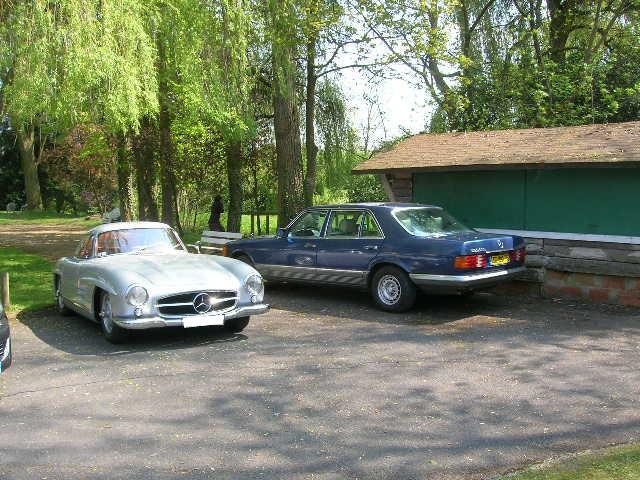Rencard W126 le 17 avril 2011 à Chantilly - Page 3 Dscn5339