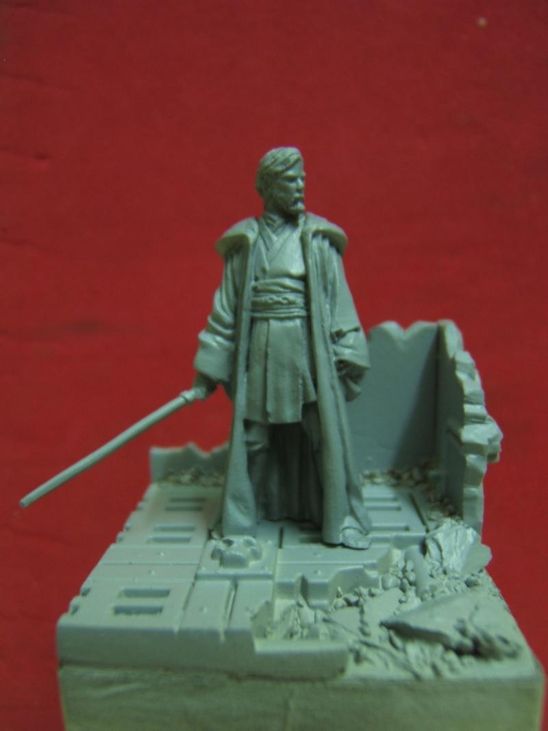 Obi-wan kenobi 30mm Knight Models Dscf9011