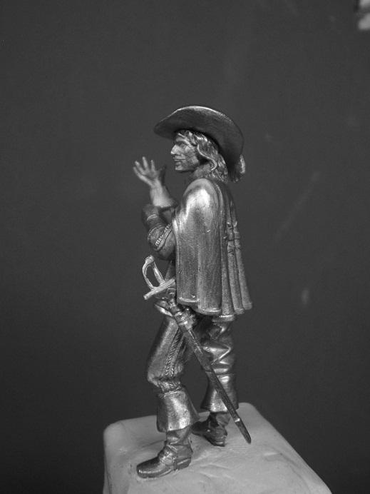 Porthos ca.1627(Andrea Miniatures 54mm) Dscf9329