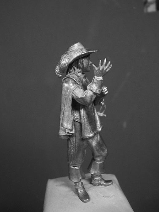 Porthos ca.1627(Andrea Miniatures 54mm) Dscf9331
