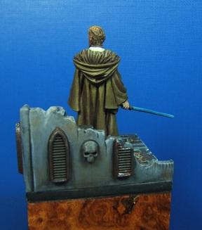 Obi-wan kenobi 30mm Knight Models Dscf9815
