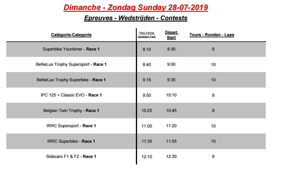 [Road racing] Open Trophy Chimay 2019 Chimay12