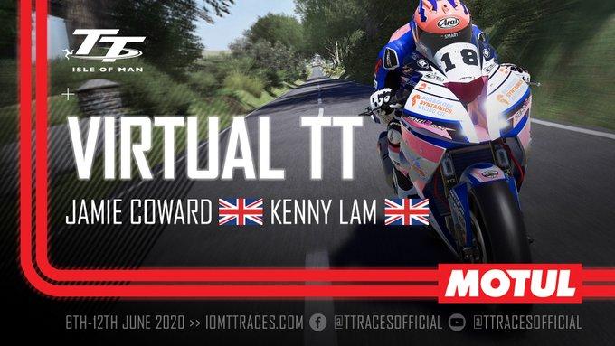 [Road racing] virtual TT 2020 Ezmnhf10
