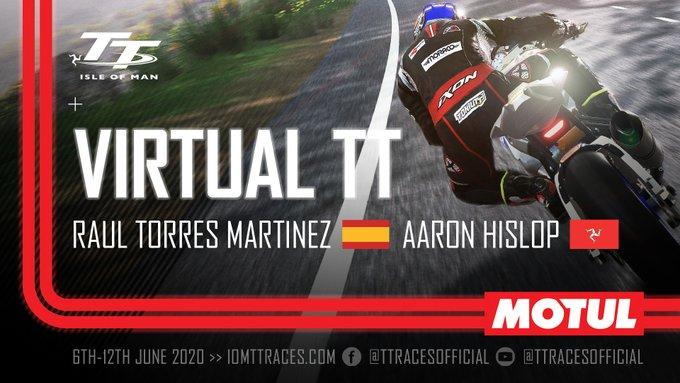 [Road racing] virtual TT 2020 Ezque710