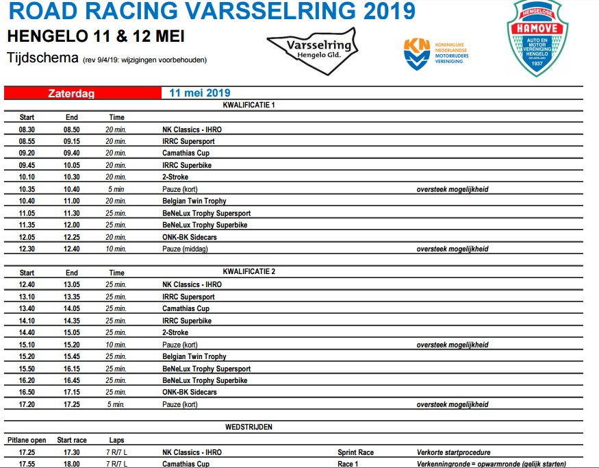 [Road racing] Hengelo 2019 Hengel11