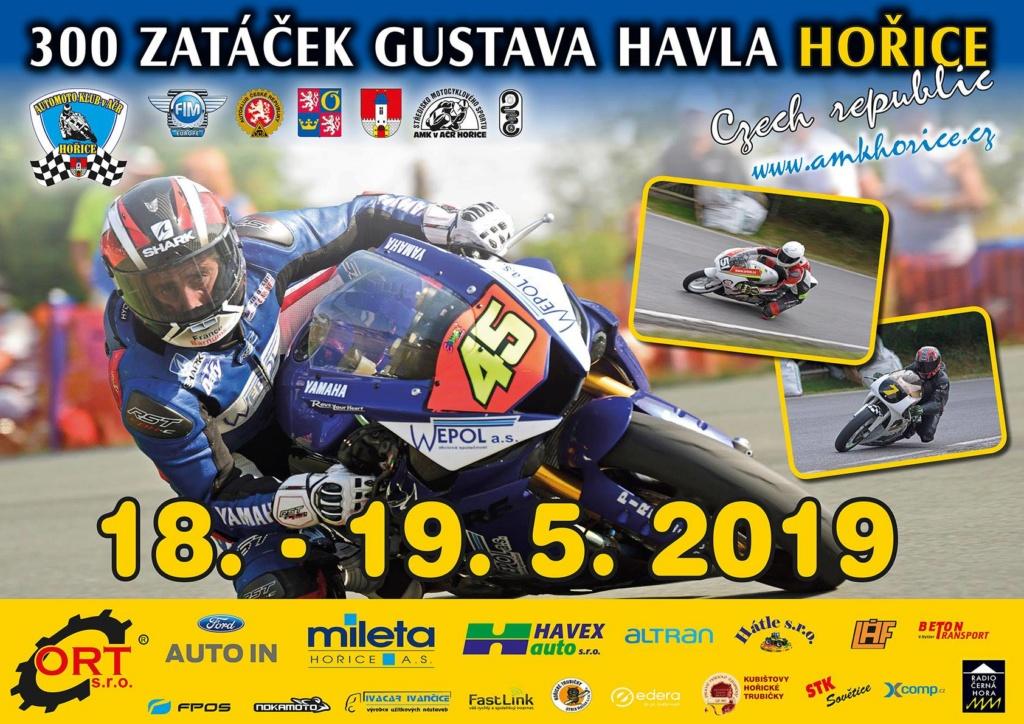 [Road racing] 300 zatáček gustava havla 2019  Horice10