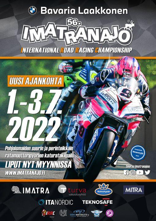 [Road racing] IRRC 2021  Imatra10