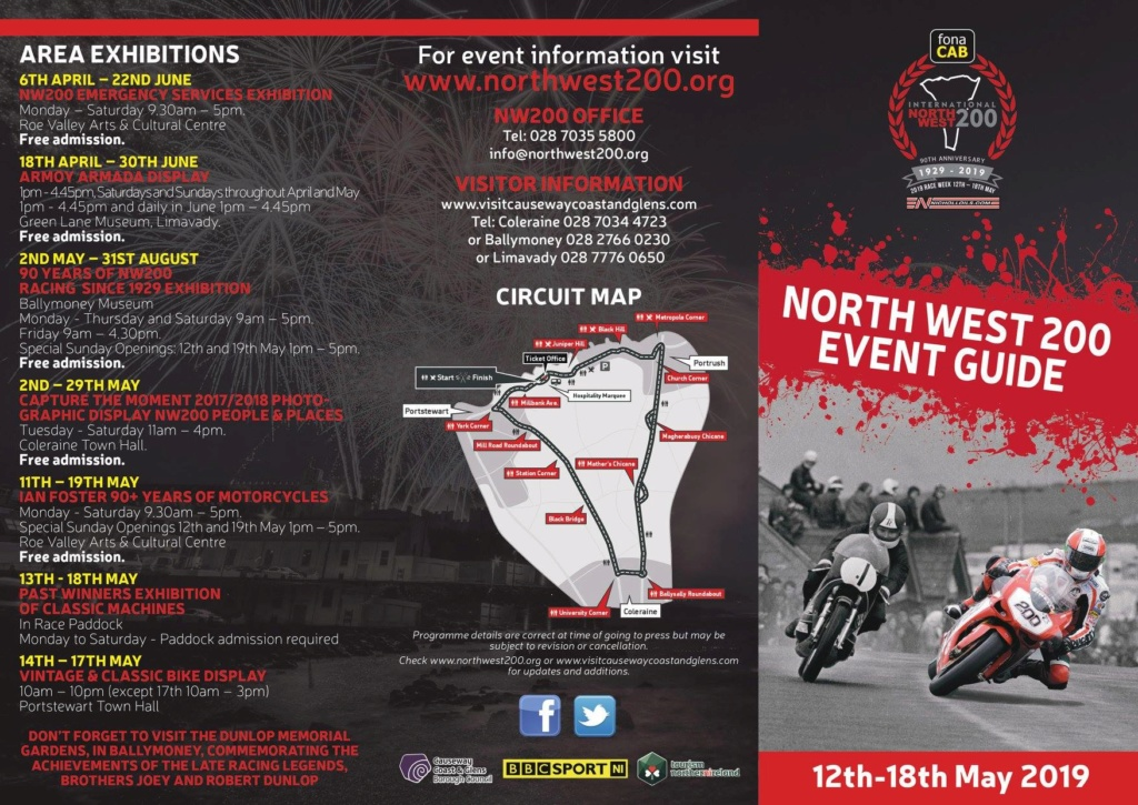 [Road Racing] NW 200 2019 Nw112