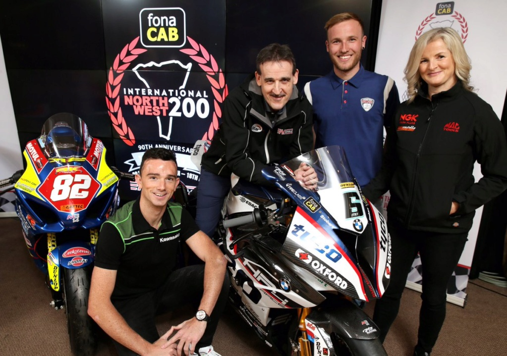 [Road Racing] NW 200 2019 Nw410