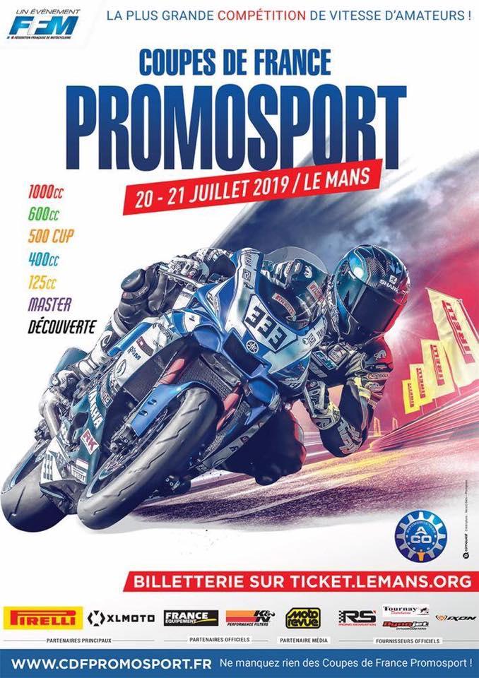 [Promosport] Le Mans 2019  Promo10