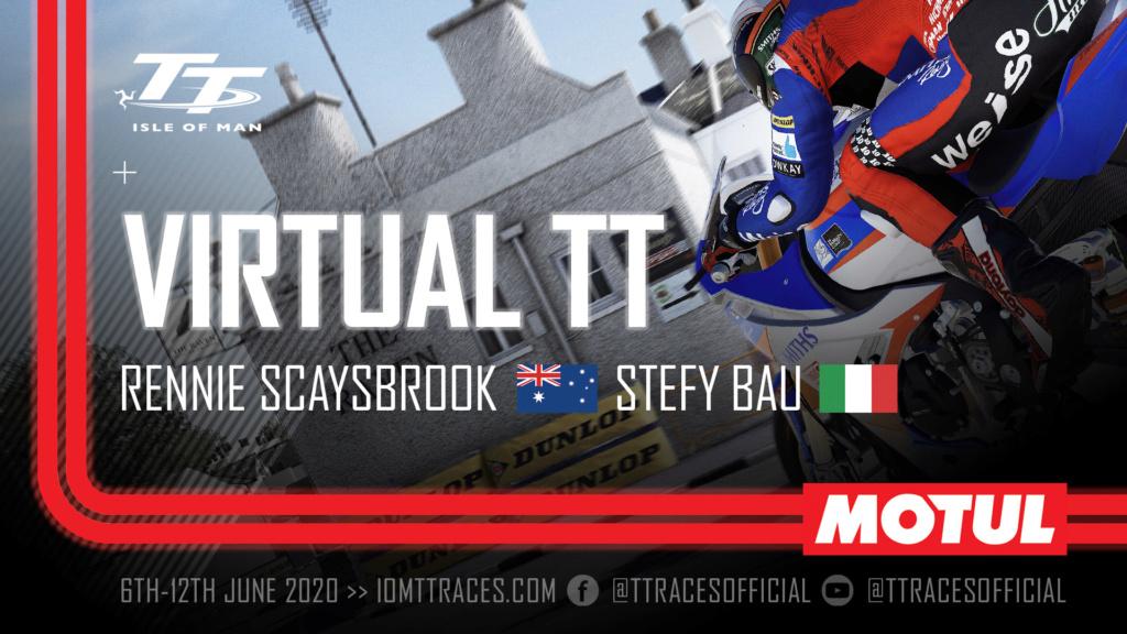 [Road racing] virtual TT 2020 Renn10