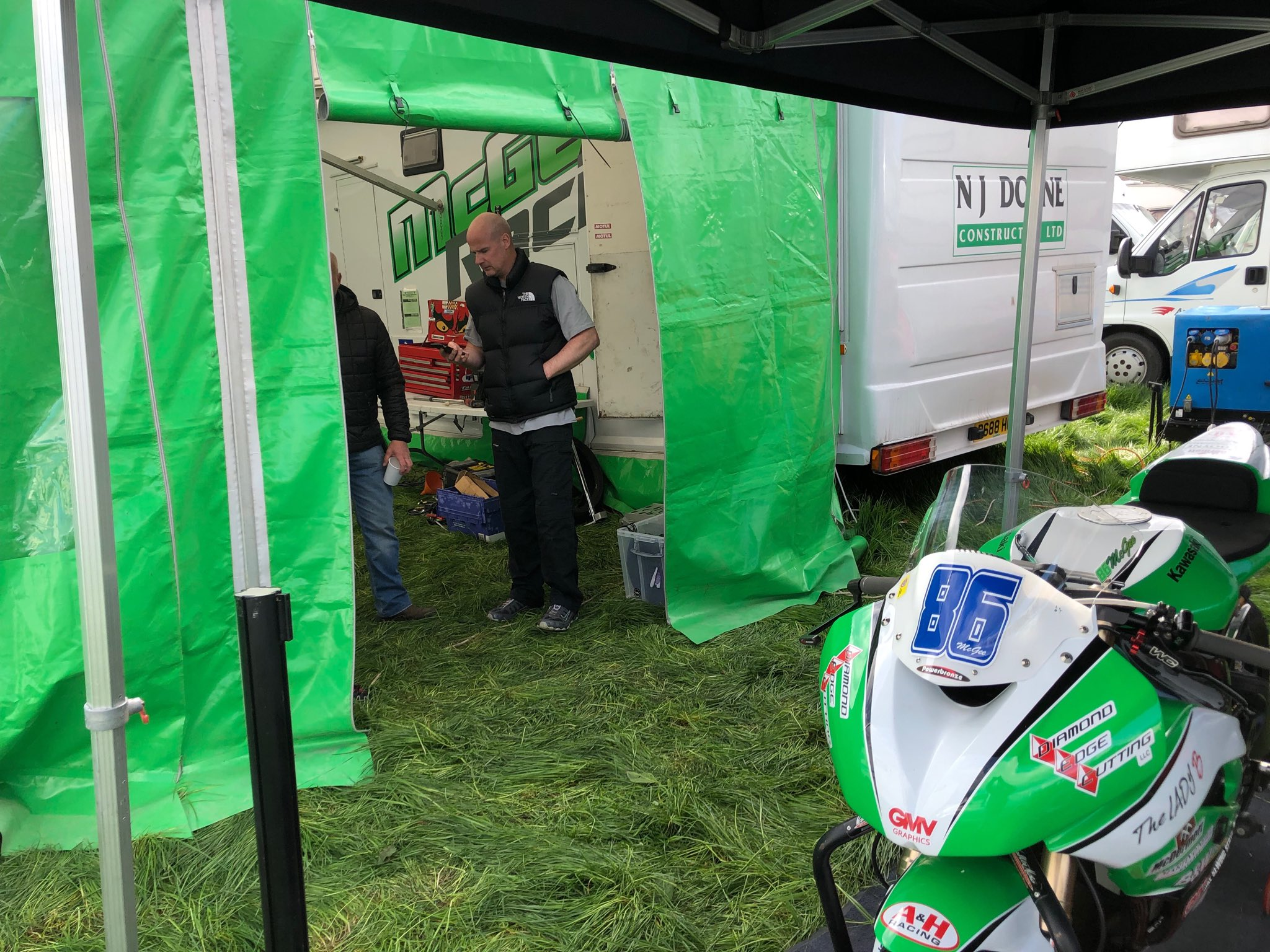 [Road racing] Tandragee 100 2019   Ryan10