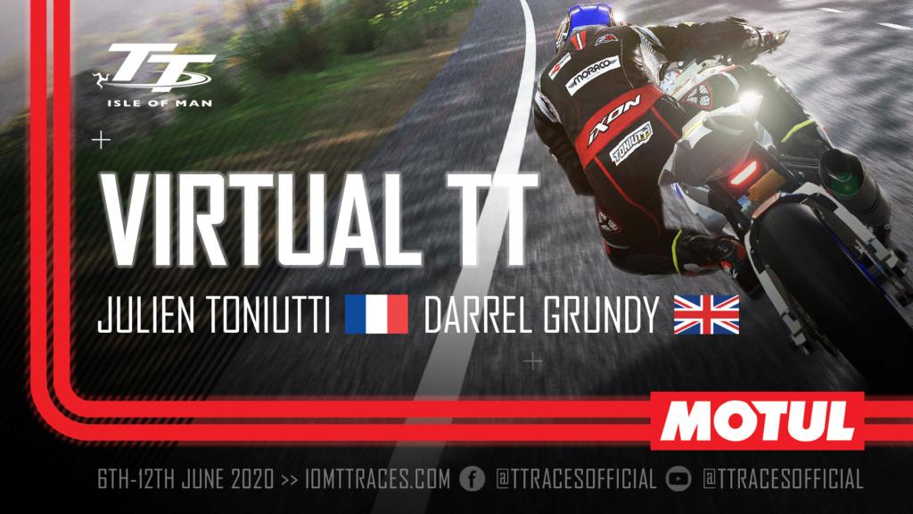 [Road racing] virtual TT 2020 To10