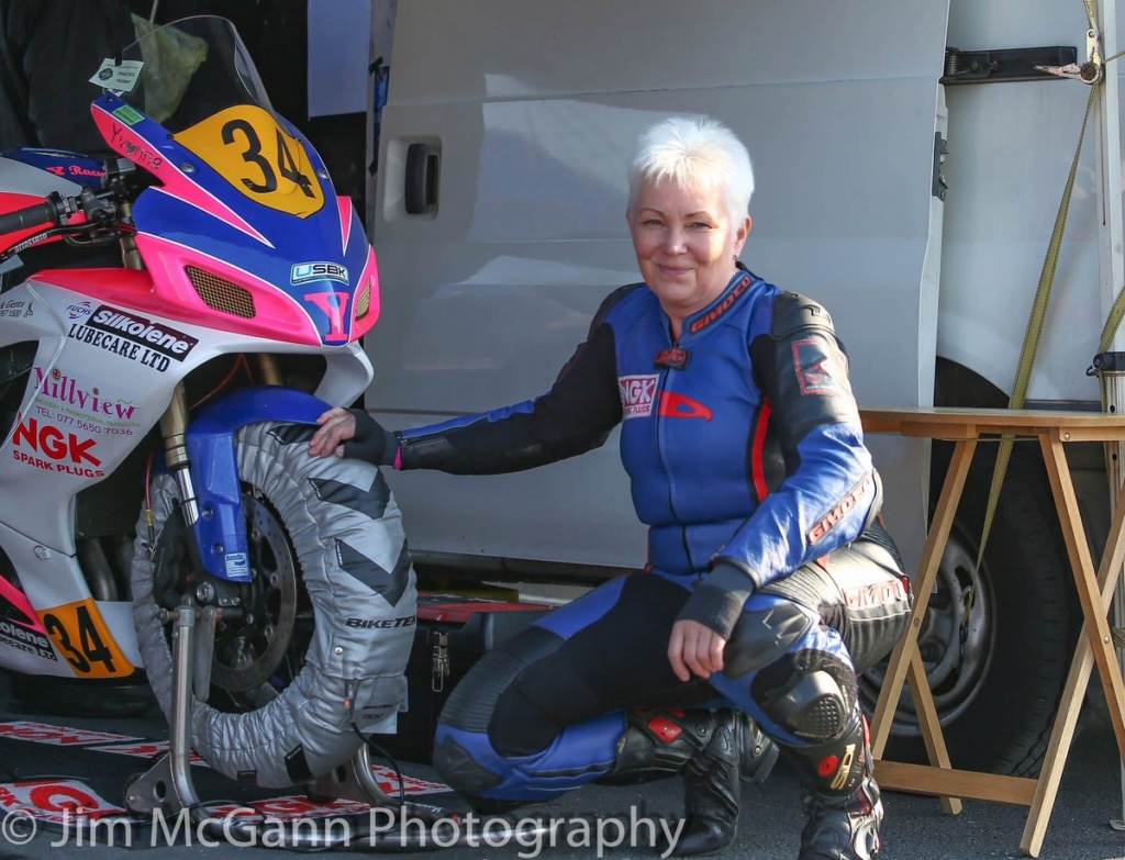 [Road racing] Cookstown 100  2019  Yvonne10