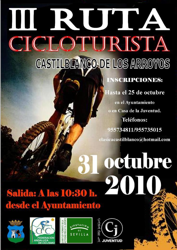 III CICLOTURISTA CASTILBLANCO ARROYOS 31-10-10 Carrer10