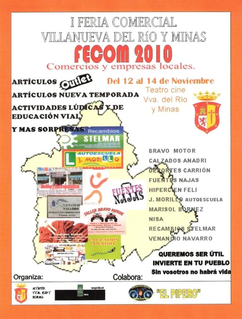 ACTIVIDAD SEGURIDAD VIAL I FERIA COMERCIAL VVA RIO MINAS Sábado 13-11-10 Cartel11