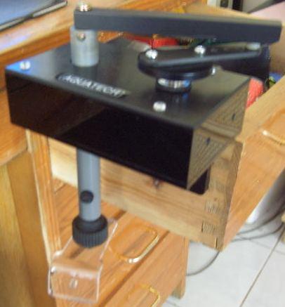 réalisation de l'oscillateur version 2011 Oscill10