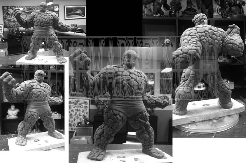 """Statue LA CHOSE """"museum"""" (The Thing) - Page 2 Thing_10"""