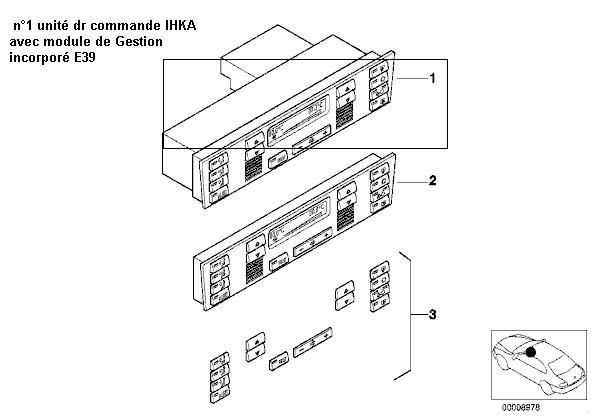 bmw e39 530d an 1999 probl me de d charge de batterie r solu page 2. Black Bedroom Furniture Sets. Home Design Ideas