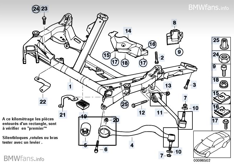 bmw e39 m51 525 tds an 1998 bruit train avant resolu. Black Bedroom Furniture Sets. Home Design Ideas