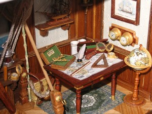 Bureau de l'Amiral  Marine14