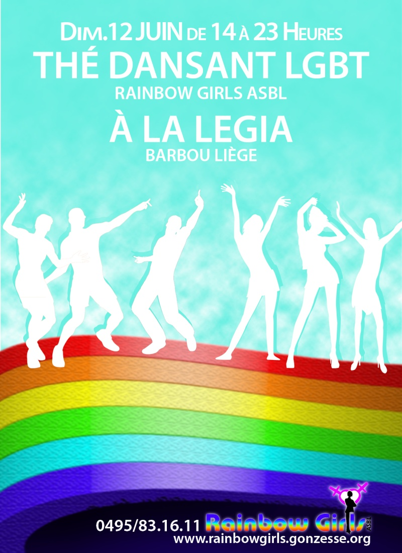 Rainbow Girls Le forum ! - Portail Flyer10
