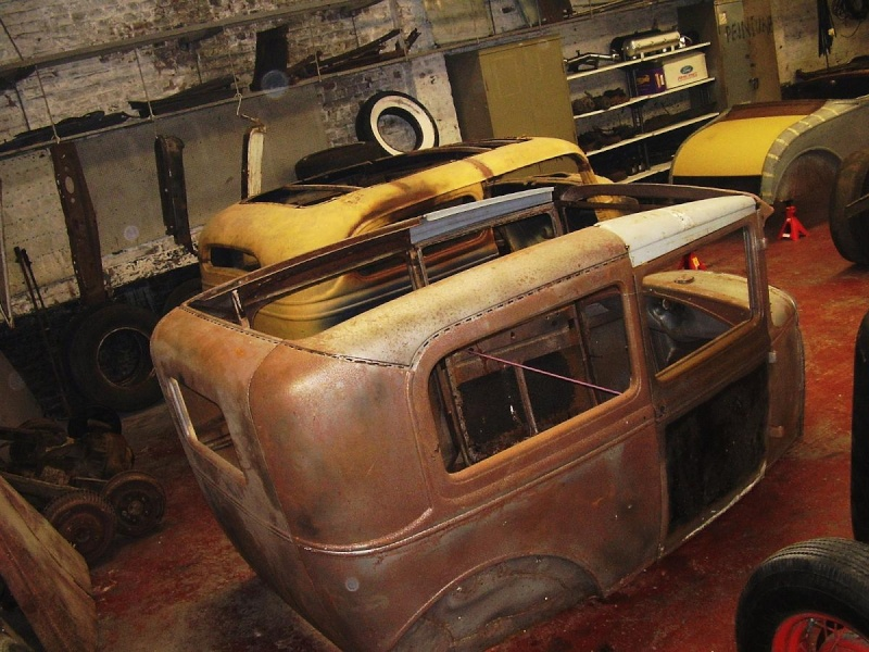 1930 Ford Tudor - projet hot rod 09072610