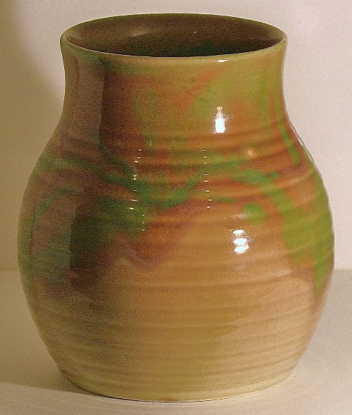 Ambrico ribbed vase from the collection of Marcus Ambric10