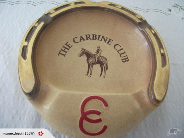 The Carbine Club Ashtray Carbin10