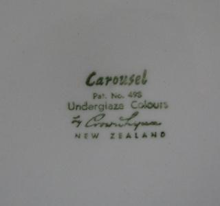 Carousel Pat. No. 493 Carous11