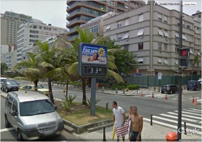 STREET VIEW : Bikini à Rio (Brésil) (((INTERDIT AU MOINS DE 18 ANS))) 3310