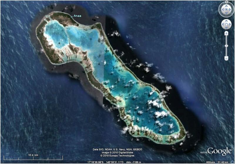 A la découverte des îles de la Polynésie française avec Google Earth (Les Marquises) - Page 2 Anaa10
