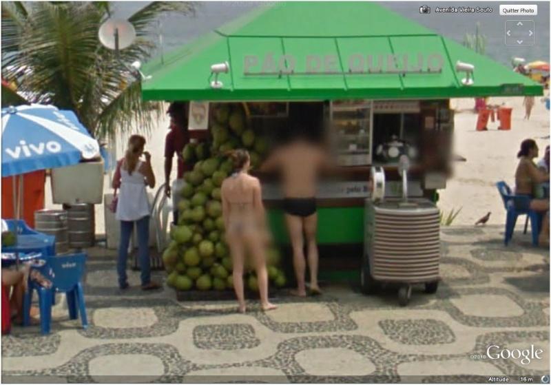 STREET VIEW : Bikini à Rio (Brésil) (((INTERDIT AU MOINS DE 18 ANS))) Cul_fl10