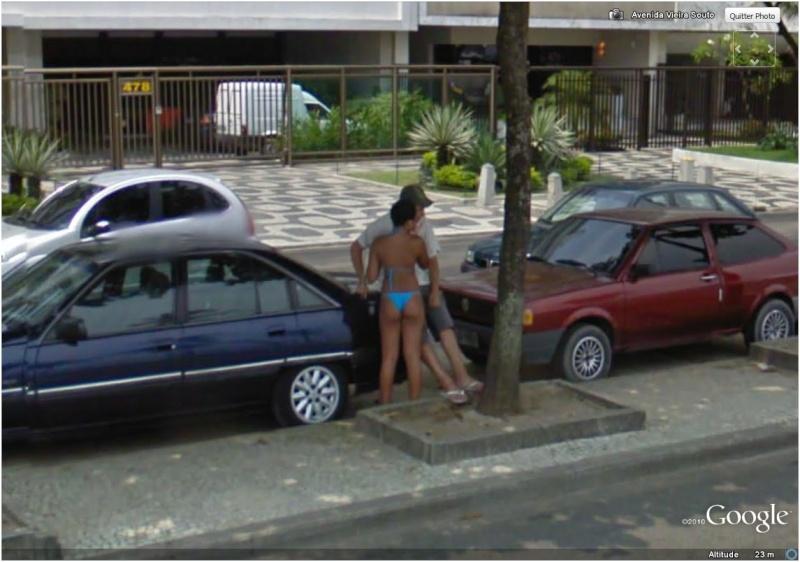 STREET VIEW : Bikini à Rio (Brésil) (((INTERDIT AU MOINS DE 18 ANS))) Jolie_12