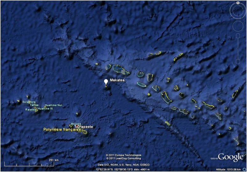 A la découverte des îles de la Polynésie française avec Google Earth (Les Marquises) - Page 3 Makate10