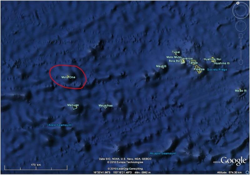 A la découverte des îles de la Polynésie française avec Google Earth (Les Marquises) Motu_o10