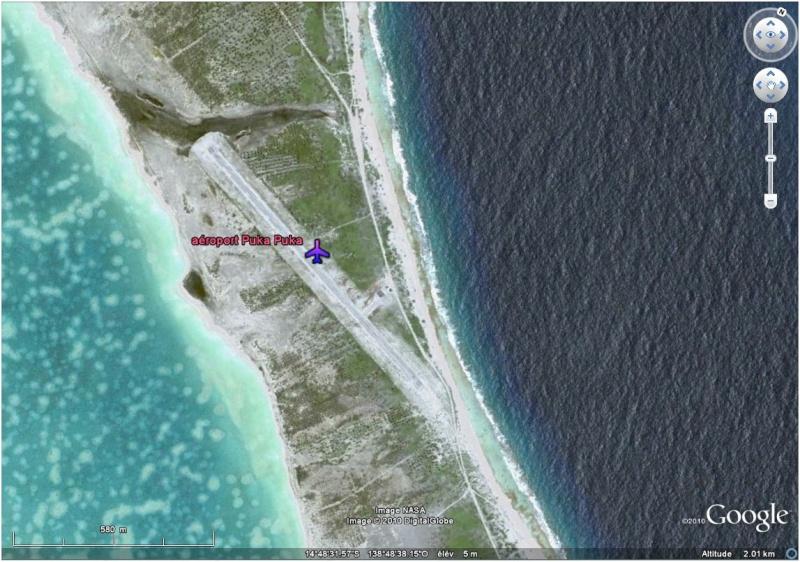 A la découverte des îles de la Polynésie française avec Google Earth (Les Marquises) Puka10