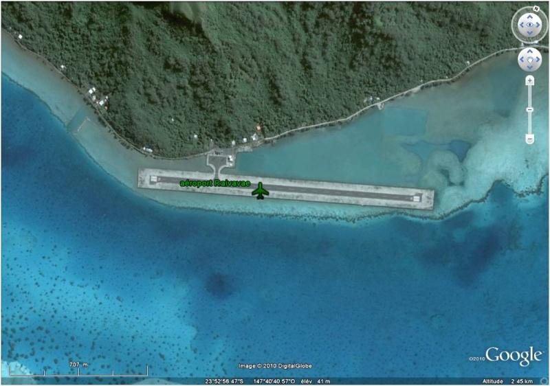 A la découverte des îles de la Polynésie française avec Google Earth (Les Marquises) Raivav10
