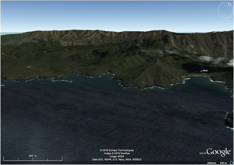 A la découverte des îles de la Polynésie française avec Google Earth (Les Marquises) Ua_huk11
