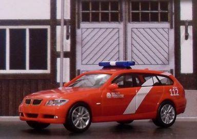 John - Meine BLAULICHTSAMMLUNG / BMW 3er Touring M 1:87 Bmw_3e11