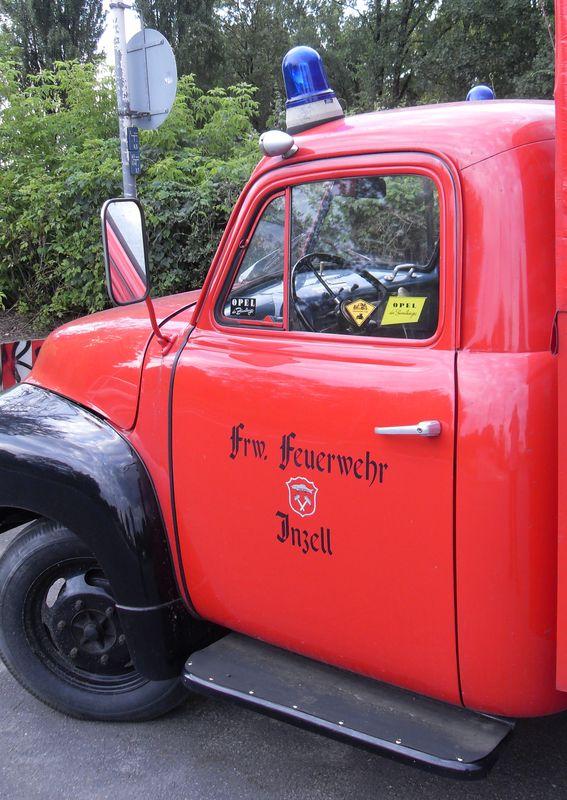 Feuerwehr Opel Blitz 1957 Sdc11015