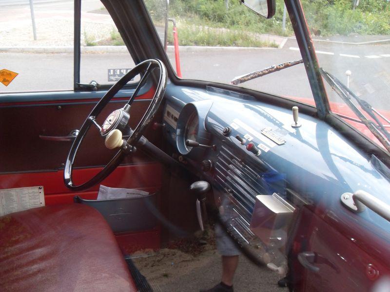 Feuerwehr Opel Blitz 1957 Sdc11018