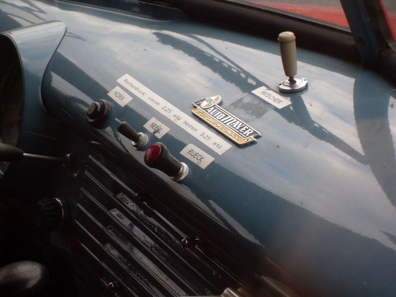 Feuerwehr Opel Blitz 1957 Sdc11019