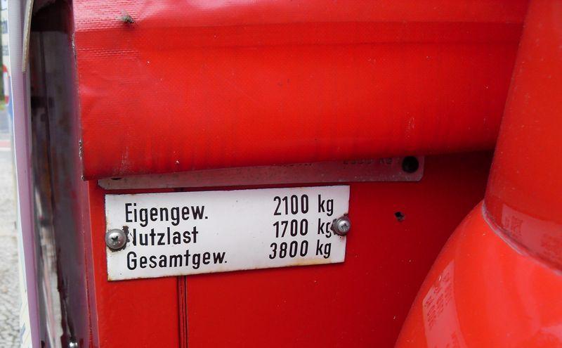 Feuerwehr Opel Blitz 1957 Sdc11022