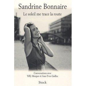 [Éditions Points] Le soleil me trace la route de Sandrine Bonnaire 41ge7b10