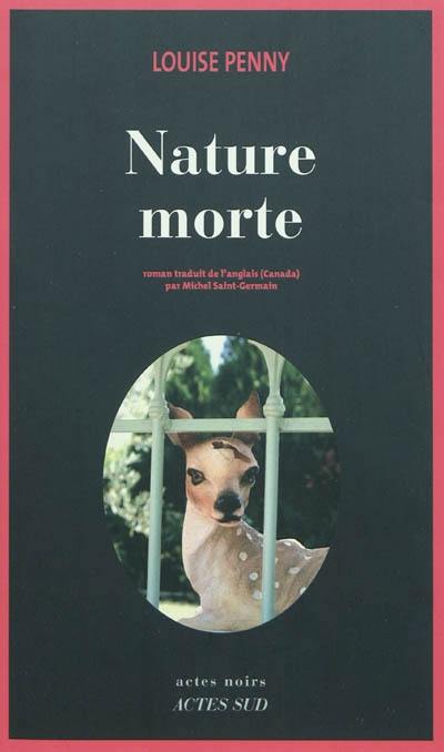 [Penny, Louise] Nature morte 97827410