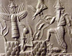 Les 72 Anges de la Kabbale ou 72 faces de Dieu . - Page 5 Enki10