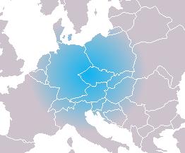 Europe médiane et Europe centrale Mittel10