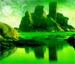Kutsal Yuuroban Gölü Çevresi